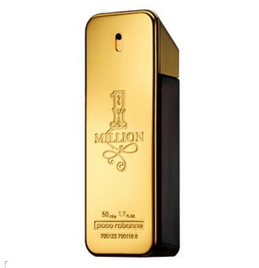 """Parfum-Test, die besten Männerparfums der Welt – Paco Rabanne """"1 Million"""""""