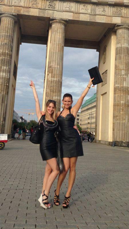 Sabrina Oepen – Erlebnisse der Berlin Fashionweek 2013 – Mode, Party, Action