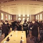 Events im Apple Store Kudamm Berlin 2013
