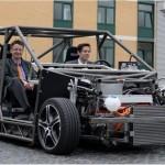 Schnellstes Elektroauto der Welt 600PS E-Auto Roadster