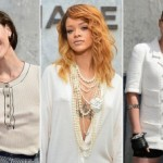 I stili di settimane di moda di e stelle - Stile Riri, Stile Kristen Stewart
