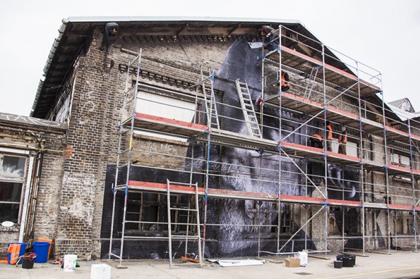 Wrinkles of the City – Die Falten der Stadt: Street Art Special