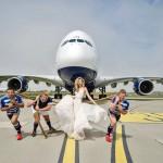 British Airline Model – Georgia May Jagger