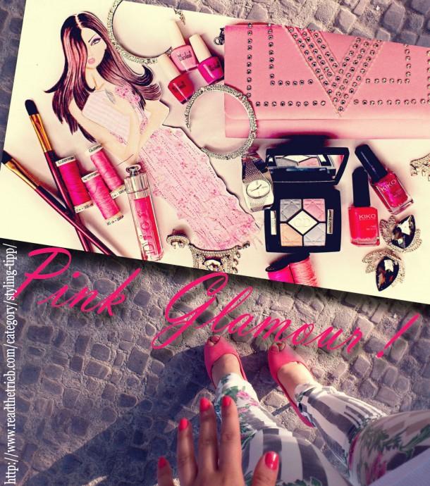 Kujundusnõu mood ja ilu 2013 | Roosa glamuur! (+ Saksakeelne versioon)