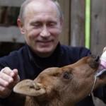Putin ist abgetaucht – Putin im U-Boot