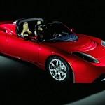 E megliu vitture elettriche in u mondu 2013 - Tesla Roadster