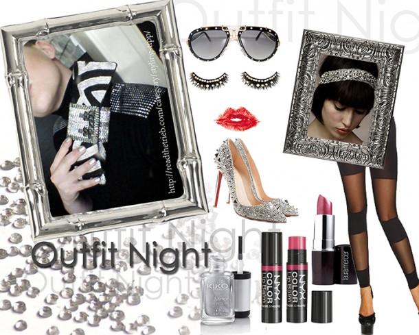 Styling Tipp Fashion und Beauty 2013 – Style Samstag – Der Abend mit Silvian Heach (+english version)
