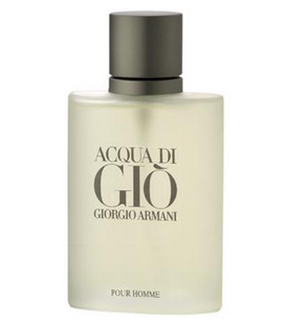 """Parfum-Test, die besten Männerparfums der Welt  – Armani """"Acqua Di Giò"""""""