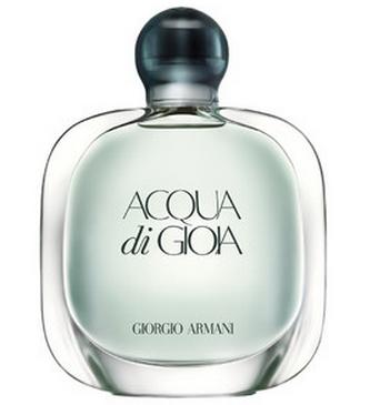 """Parfum-Test, die besten Frauenparfums der Welt  – Armani """"Acqua Di Gioia"""""""