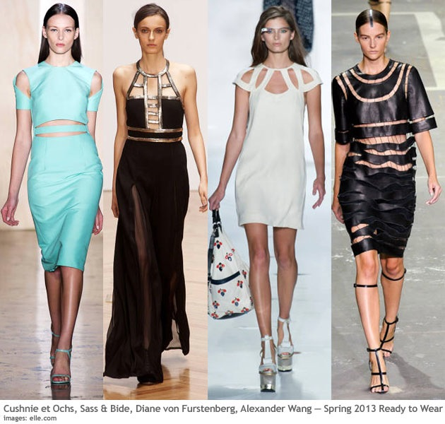 Cut Out Trend