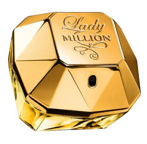 """Parfum-Test, die besten Frauenparfums der Welt  – Paco Rabanne """"Lady Million"""""""