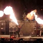 Rammstein Konzert bei Wacken 2013 Eröffnung