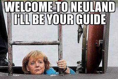 Neuland, der Film ! Mal wieder was neues von Bullshit TV
